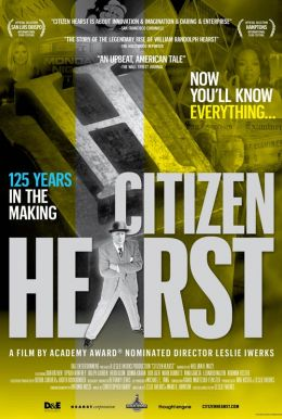 Citizen Hearst Poster
