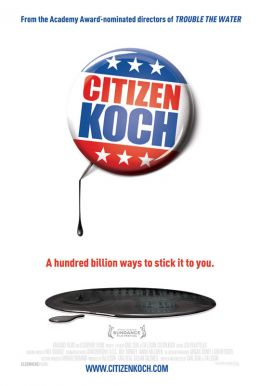 Citizen Koch Poster