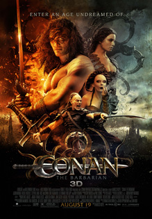 Conan the Barbarian HD Trailer