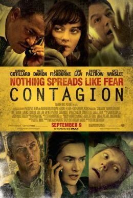 Contagion HD Trailer