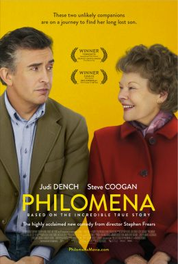 Philomena HD Trailer