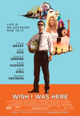 Wish I Was Here HD Trailer