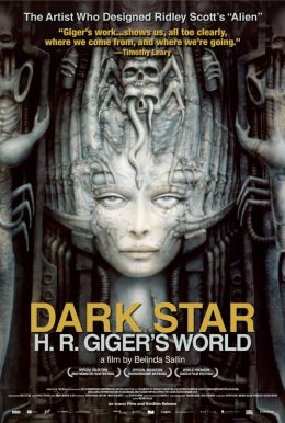 Dark Star: H.R. Giger's World Poster