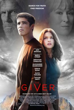 The Giver HD Trailer
