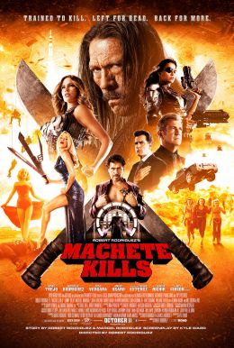 Machete Kills HD Trailer