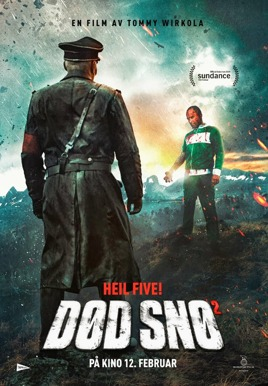 Dead Snow: Red vs. Dead Poster