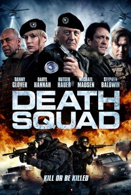 Death Squad Poster