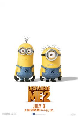 Despicable Me 2 HD Trailer