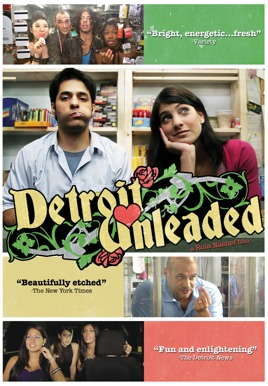 Detroit Unleaded Poster