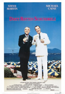 Dirty Rotten Scoundrels HD Trailer