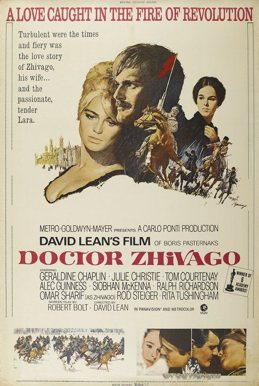 Doctor Zhivago HD Trailer