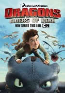 Dragons: Riders of Berk Poster