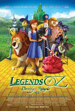 Legends of Oz: Dorothy's Return HD Trailer