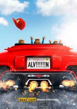 Alvin and the Chipmunks: Road Chip HD Trailer
