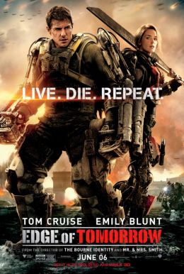 Edge of Tomorrow HD Trailer