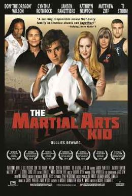 The Martial Arts Kid Poster