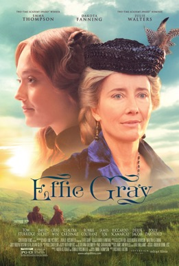 Effie Gray HD Trailer