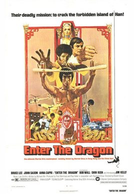 Enter the Dragon HD Trailer