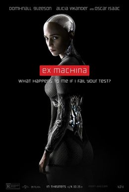 Ex Machina HD Trailer