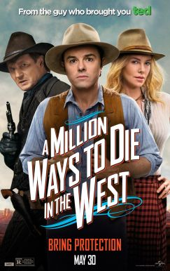 A Million Ways to Die in the West HD Trailer