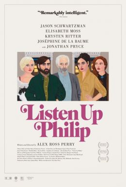 Listen Up Philip HD Trailer