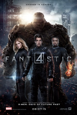 Fantastic Four HD Trailer
