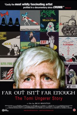Far Out Isn't Far Enough: The Tomi Ungerer Story HD Trailer