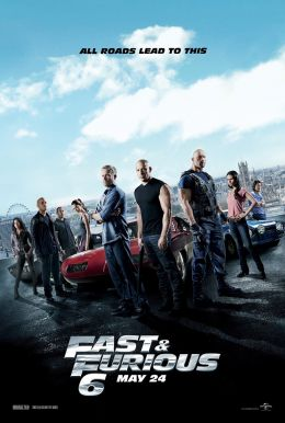 Fast & Furious 6 HD Trailer