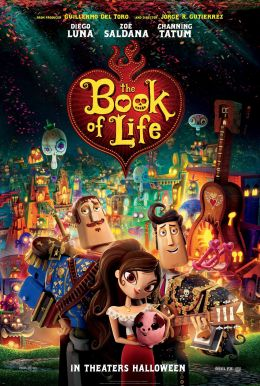 The Book of Life Poster