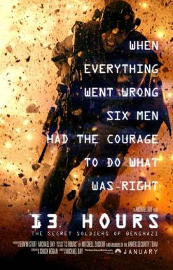 13 Hours: The Secret Soldiers of Benghazi HD Trailer