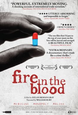 Fire in the Blood HD Trailer