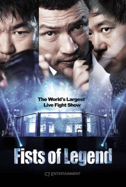 Fists of Legend Poster