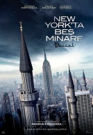 Five Minarets in New York Poster