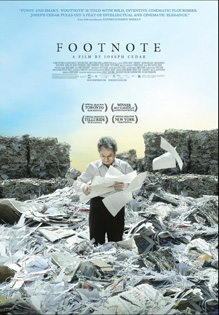 Footnote HD Trailer