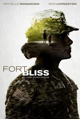Fort Bliss Poster