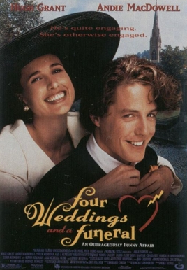 Four Weddings and A Funeral HD Trailer