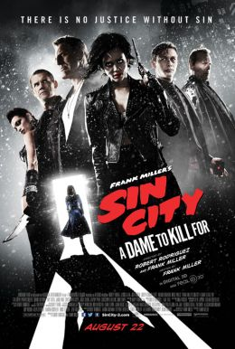 Frank Miller's Sin City: A Dame to Kill For Poster
