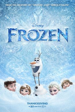 Frozen HD Trailer