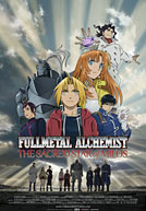 Fullmetal Alchemist: The Sacred Star of Milos HD Trailer