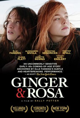 Ginger & Rosa HD Trailer