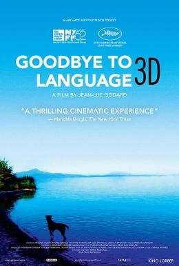 Goodbye to Language 3D Poster