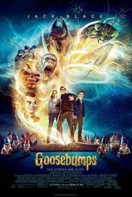 Goosebumps HD Trailer