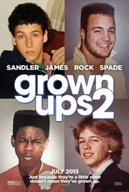 Grown Ups 2 HD Trailer