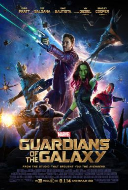 Guardians of the Galaxy HD Trailer