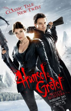 Hansel & Gretel: Witch Hunters HD Trailer