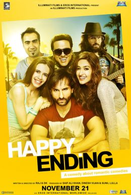 Happy Ending HD Trailer