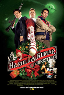 A Very Harold & Kumar 3D Christmas HD Trailer