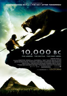 10,000 B.C. Poster
