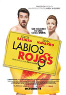 Labios Rojos Poster
