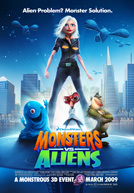 Monsters vs. Aliens HD Trailer